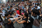 Chính quyền Hồng Kông bác bỏ cáo buộc cấu kết Hội Tam Hoàng