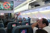 Bắt quả tang khách Hàn Quốc hút thuốc trên máy bay