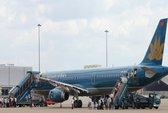 Vietnam Airlines lại hủy chuyến vì thời tiết xấu
