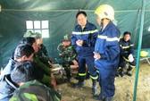 Vụ sập hầm thủy điện: Gửi tâm thư vào cho nạn nhân