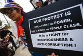 Thái Lan vây bắt 16 thủ lĩnh biểu tình