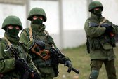 Lính Nga ở Crimea