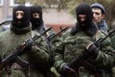 Nga chốt dọc biên giới, Ukraine tập trận