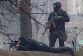 Ukraine: Yanukovych và an ninh Nga giết người biểu tình
