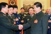 Tướng lĩnh Trung Quốc ủng hộ Chủ tịch Tập Cận Bình
