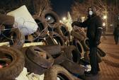 Lữ đoàn dù Ukraine về phe biểu tình thân Nga