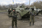 Tướng Ukraine: Người biểu tình hạ vũ khí hay chết?