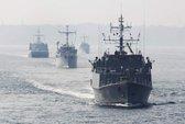 6 tàu chiến Mỹ - NATO vào biển Đen, biển Baltic