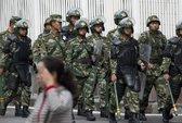 Tuyên tử hình 9 người ở Tân Cương