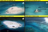 Philippines tố Trung Quốc cải tạo 5 bãi đá