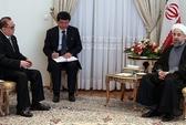 Triều Tiên tới thăm, Iran