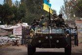 Kiev và phe ly khai thiết lập vùng phi quân sự ở miền Đông Ukraine