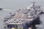 Nối gót Mỹ, Trung Quốc diễn tập quân sự