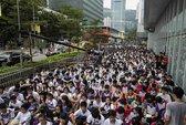 Hồng Kông: Học sinh cấp 2 cũng bãi khóa