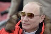 Ông Putin mừng sinh nhật giữa rừng Taiga