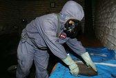 Nhật tiêu hủy vũ khí hóa học lớn nhất Thế chiến 2 ở Trung Quốc
