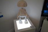 Robot của Intel tùy chỉnh bằng máy in 3D