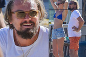 Leonardo DiCaprio già nua, béo phệ bên người đẹp