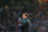 HLV Rodgers: Liverpool sa sút vì chịu áp lực rất lớn