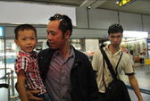 Chuyến bay đặc biệt đưa gần 200 lao động tại Libya về Hà Nội