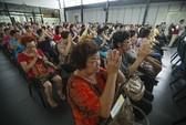 Hơn 1/2 dân Malaysia nghi chính phủ giấu thông tin vụ MH370