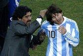 Maradona: Không cần World Cup, Messi vẫn vĩ đại!