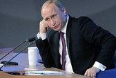 Tổng thống Putin tự tin về kinh tế, thách thức phương Tây về khí đốt