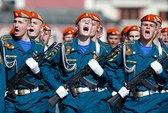 Cận cảnh lễ duyệt binh hoành tráng kỷ niệm Chiến thắng phátxít