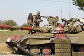 Ukraine đạt thỏa thuận ngừng bắn