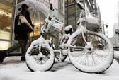 Nhật Bản: Tuyết rơi khủng khiếp nhất 20 năm qua