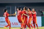 Hạ Hồng Kông 5-0, nữ Việt Nam vào tứ kết gặp Thái Lan
