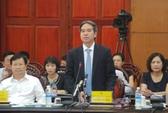 Thống đốc nhận trách nhiệm về sai phạm ngân hàng trước khi nhậm chức