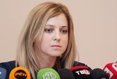 Ukraine truy nã nữ Bộ trưởng Crimea xinh đẹp