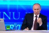 Tổng thống Putin: Chính quyền Ukraine đang kéo đất nước xuống vực thẳm