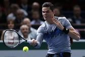 """Tay vợt 9X Raonic lập kỳ tích, Nishikori """"trả nợ"""" Djokovic"""