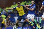 Rượt đuổi tỉ số ở Goodison Park, Arsenal cầm hòa Everton