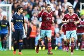 Man City thua sốc West Ham, Arsenal thăng hoa ở sân Ánh sáng