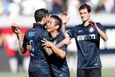 Real Madrid gục ngã trước Inter Milan trên chấm phạt đền