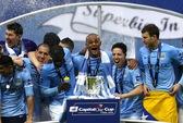 Manchester City đăng quang ngôi vô địch