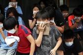 Hậu chìm tàu, Hàn Quốc diễn tập chống đại hỏa