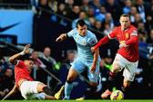 Man City - M.U 1-0: Van Gaal tệ hơn Moyes!
