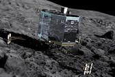 Robot đầu tiên đáp xuống bề mặt sao chổi