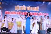 800 diễn viên dự hội diễn văn nghệ Saigontourist