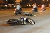 Bị tông xe, nữ sinh dập nát thận