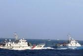 Trung Quốc tăng tàu vỏ gỗ bọc thép tới khu vực giàn khoan 981