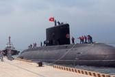 """Nga bàn giao tàu ngầm Kilo 636 """"Hải Phòng"""" cho Việt Nam"""