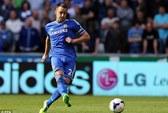 HLV Mourinho và Terry vui mừng vì Man City thua trận
