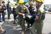 Thái Lan: Đụng độ biểu tình, cảnh sát bị bắn chết