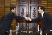 Nam Bắc Triều tổ chức đoàn tụ