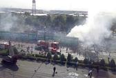 Iran: Máy bay rơi ngay sau khi cất cánh